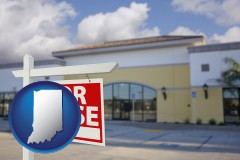 Indiana - commercial real estate for lease