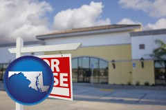 Maryland - commercial real estate for lease