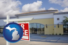 Michigan - commercial real estate for lease