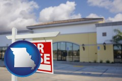 Missouri - commercial real estate for lease
