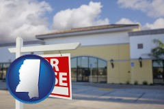 Mississippi - commercial real estate for lease