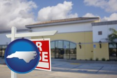 North Carolina - commercial real estate for lease