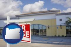 Oregon - commercial real estate for lease