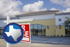 Texas - commercial real estate for lease