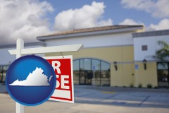 Virginia - commercial real estate for lease