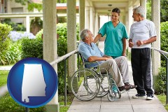 Alabama - retirement care