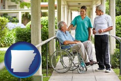 Arkansas - retirement care