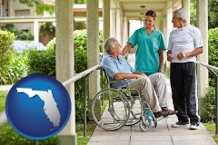 Florida - retirement care