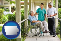 Iowa - retirement care