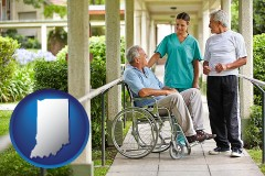 Indiana - retirement care