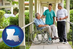 Louisiana - retirement care