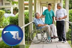 Maryland - retirement care