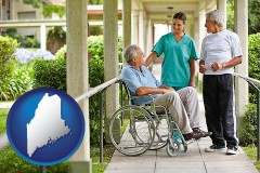 Maine retirement care