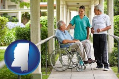 Mississippi - retirement care