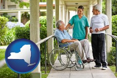 New York - retirement care