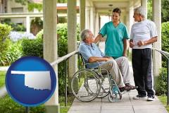 Oklahoma - retirement care