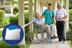 Oregon - retirement care