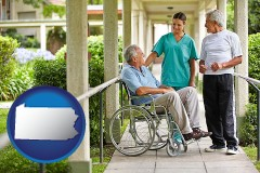 Pennsylvania - retirement care