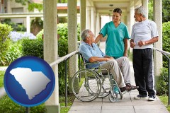South Carolina retirement care