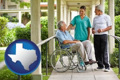 Texas - retirement care