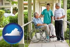 Virginia retirement care