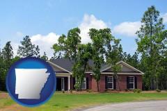 Arkansas a single story retirement home