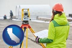 California - surveying services