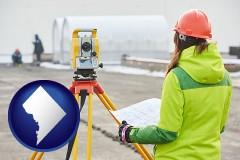 Washington, DC - surveying services