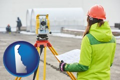 Delaware - surveying services