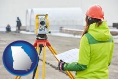Georgia - surveying services