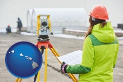 Hawaii - surveying services