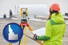 Idaho - surveying services