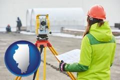 Illinois - surveying services