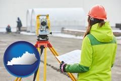 Kentucky - surveying services
