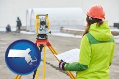 Massachusetts - surveying services