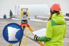 Minnesota - surveying services