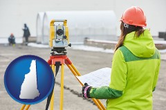 New Hampshire - surveying services