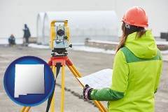 New Mexico - surveying services
