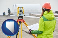 Nevada - surveying services