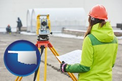 Oklahoma - surveying services