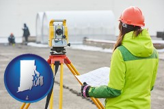 Rhode Island - surveying services