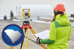 South Carolina - surveying services