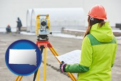 South Dakota - surveying services