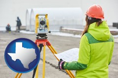 Texas - surveying services