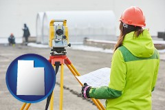 Utah - surveying services