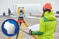 Wisconsin - surveying services
