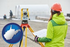 West Virginia - surveying services