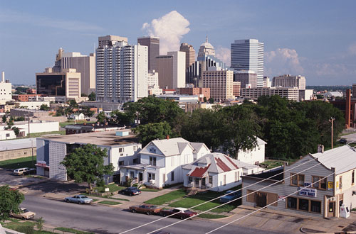 Oklahoma Real Estate Information OK Real Estate Companies - Oklahoma location in usa