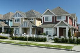 new single family houses