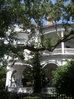 southern mansion home